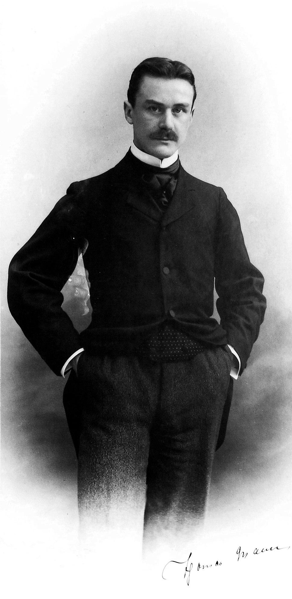Thomas Mann 1900