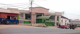 Thoubal - Image: Thoubal bazar