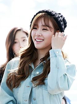 Tiffany Hwang at Incheon Airport on May 20, 2015 02.jpg