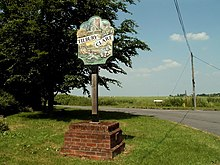 Tilbury-Juxta-Clare village sign, Essex - geograph.org.uk - 191678.jpg