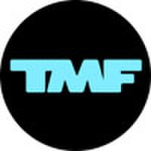 The Music Factory - Logo of TMF Nederland.