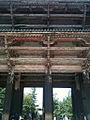 Todaiji Nandaimon Gate closeup, 東大寺の南大門.jpg