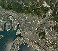 Tokuyama district Shunan city Aerial photograph.2008.jpg
