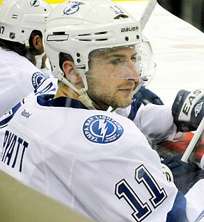 Tom Pyatt Canadian ice hockey player