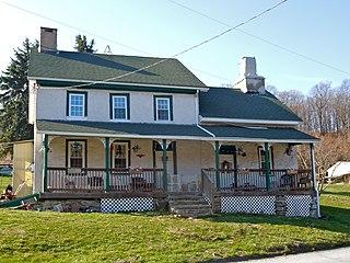 Thomas Scott House (Coatesville, Pennsylvania)