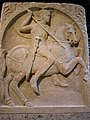 Tomb monument of a cavalryman from 1st century AD (Germanic Roman Museum Cologne Germany).jpg