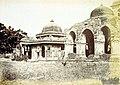 Tomb of Qutub-e-Alam and his sons Ahmedabad Vatva 1866.jpg