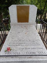 Marc Chagall: Tomb of Goll