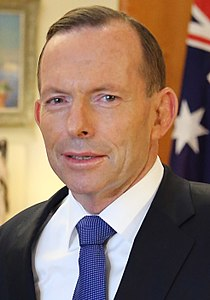 Tony Abbott, In office: 2013-2015 Age: 61 Tony Abbott October 2014.jpg