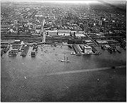 Toronto Harbour, 1919