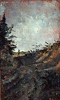 Toulouse-Lautrec - CELEYRAN, UN CHEMIN, 1880, MTL.36.jpg