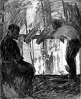 Toulouse-Lautrec - MACHINISTES DE L'OPERA, 1896, MTL.189.jpg