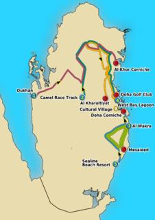 2011 Tour of Qatar cycling race