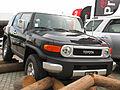 Toyota FJ Cruiser DLX 2012 (16080371108).jpg