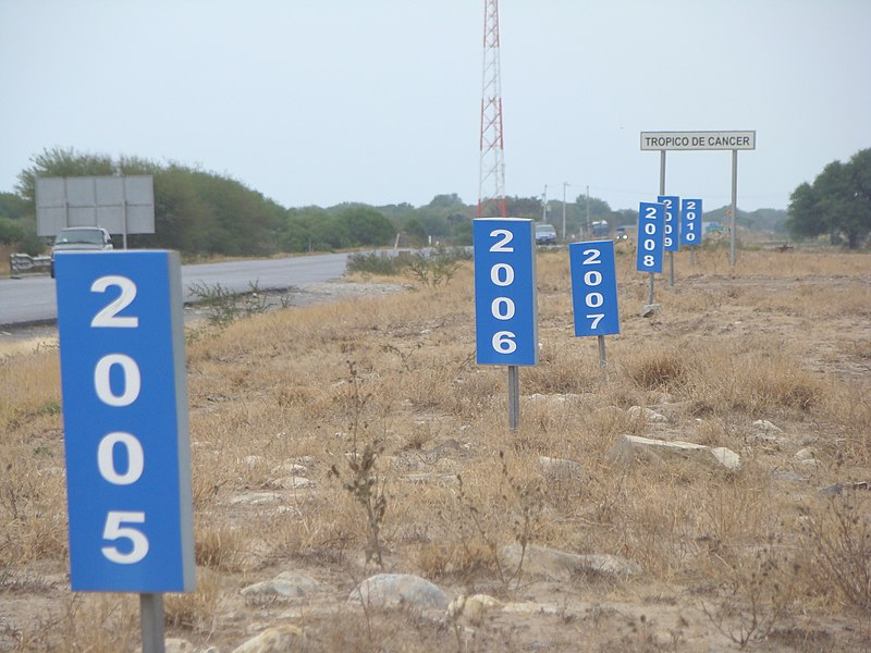 Tr%C3%B3pico de C%C3%A1ncer en M%C3%A9xico - Carretera 83 (V%C3%ADa Corta) Zaragoza-Victoria, Km 27%2B800.jpg