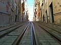 Tracks of the Ascensor da Bica - panoramio.jpg