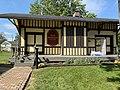 Train Station at the Hilliard Ohio Historical Society.jpg