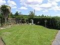 Tranquil garden, Loreto Building - geograph.org.uk - 1368480.jpg