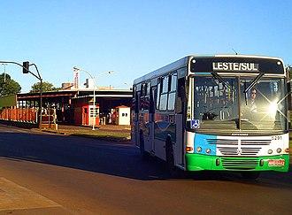 Cascavel - Transport