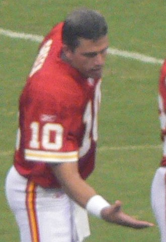 Trent Green - Green with the Kansas City Chiefs in 2006.