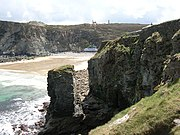 Trevaunance Cove - geograph.org.uk - 23331