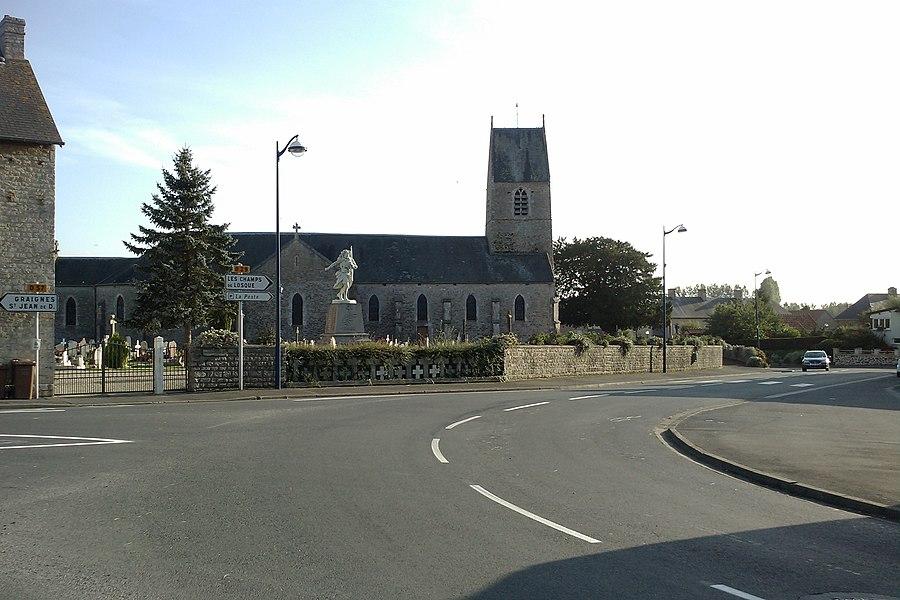 Fr:Tribehou  et son église