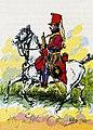 Trompette des chasseurs à cheval de la Jeune Garde, 1815.jpg
