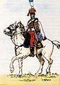 Trompette des hussards Jérôme-Napoléon,1813.jpg