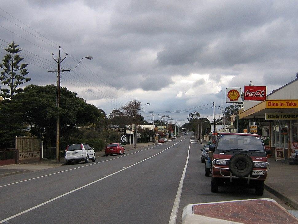 Truro Main Street