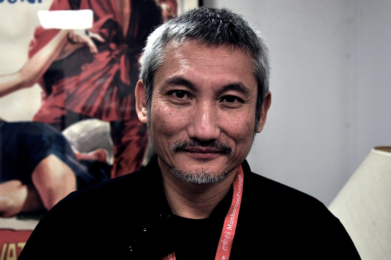 Hong Kong filmmaker Tsui Hark