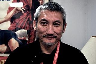 Tsui Hark Hong Kong film director