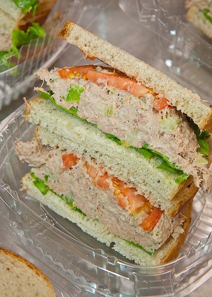 Description Tuna fish sandwiches for the National School Lunch Program ...