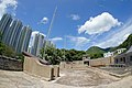 Tung Chung Fort, top of the north ramparts, Tung Chung, Lantau Island (Hong Kong).jpg