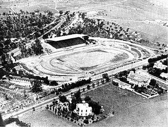 1965 African Cup of Nations - Image: Tunis Stade Municipal Géo André