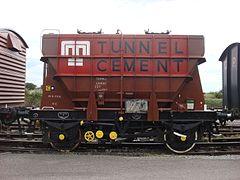 Tunnel Cement No 6