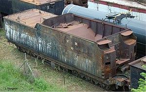 South African type EW tender - Image: Type EW Tender R