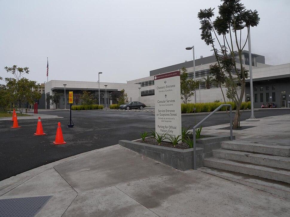 U.S. Embassy in Ecuador