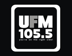 DWDU - Image: UFM 105.5 logo