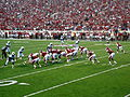 ULM at Arkansas, 2012 004.jpg