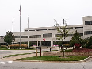 UL (safety organization) - UL headquarters in Northbrook, Illinois