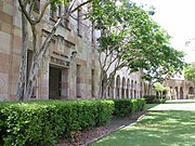 Steele Building - University of Queensland.