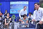USAID Project Supports Rehabilitation Department for Children and Wheelchair Distribution in Danang (9305245030).jpg