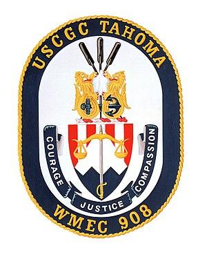 USCGC Tahoma (WMEC-908)