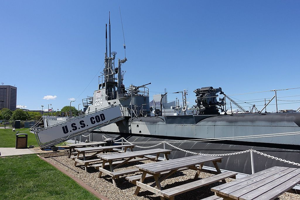 Maritime Museums, Museum Ships and Memorials