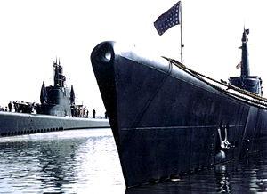 USS Dace (SS-247) - Image: USS Dace