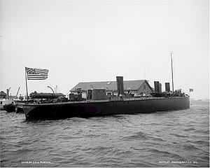 USS Porter (TB-6) - USS Porter (TB-6), October 3, 1897.