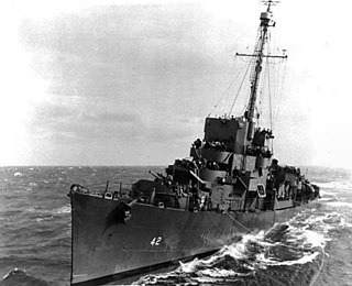 USS <i>Reynolds</i> US navy ship 1943 - 1945