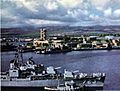 USS Walke (DD-723) at Pearl Harbor 1953.jpg
