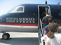 US Airways Express, Dash-8-100 (2764283948).jpg