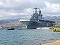 US Navy 020625-N-7564P-001 USS Tarawa (LHA 1).jpg